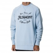 ALTAMONT Sweat CREWD Crew, light blue