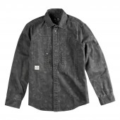 EMERICA Shirt REGIMENT L/S Woven, camo