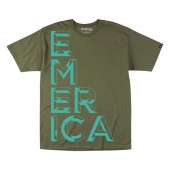 EMERICA T-Shirt GUILDED, military