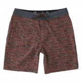 HIPPYTREE Boardshort HIMALAYA TRUNK, rust