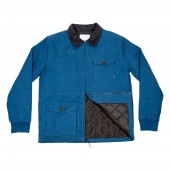 POLER Jacket FLAP, blue