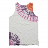 ALTAMONT T-Shirt OPTIC PEAK TANK brick