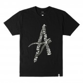 ALTAMONT T-Shirt TOOTH PULLER black