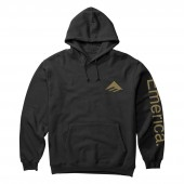 EMERICA Sweat PURE COMBO HOODIE black