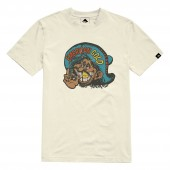 EMERICA T-Shirt EMERICAN GOLD SS natural