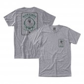 HIPPYTREE T-Shirt NATURALIST ECO heather grey