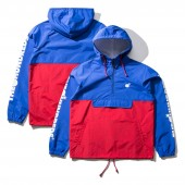 THE HUNDREDS Jacket DELL 2 Anorak blue