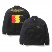 THE HUNDREDS Jacket NORTHERN black