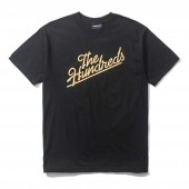 THE HUNDREDS T-Shirt MODESTO SLANT black
