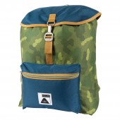 POLER Bag FIELD PACK, green camo SP16