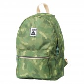 POLER Bag RAMBLER PACK, green camo FA15