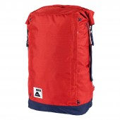 POLER Bag ROLLTOP PACK mud red