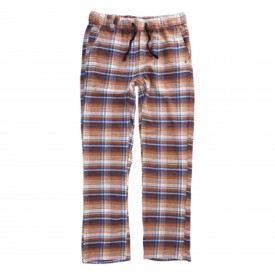 ALTAMONT Pant GRIFFITH CHINO, brown/blue