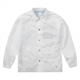 EMERICA Jacket NEW STACK COACHES , white
