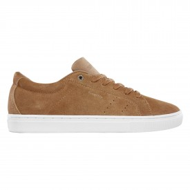 EMERICA Shoe AMERICANA tan/whi, tan/white