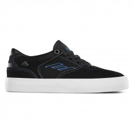 EMERICA Youths Shoe REYNOLDS LOW VULC bla/blu, black/blue