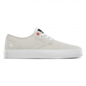 EMERICA Youths Shoe ROMERO LACED whi/ora/bla, white/orange/black