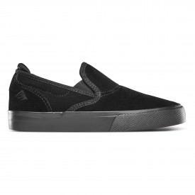 EMERICA Youths Shoe WINO G6 SLIP-ON bla/bla, black/black