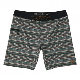 HIPPYTREE Boardshort PINLINE Trunk, brown