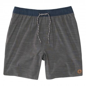 HIPPYTREE Pant MEAD HYBRID Short charcoal