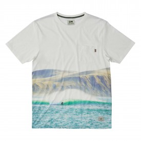 HIPPYTREE T-Shirt ALASKA, white