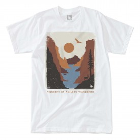 HIPPYTREE T-Shirt CANYON white
