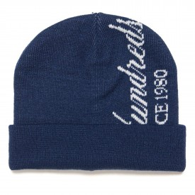 THE HUNDREDS Beanie ROLL UP, navy