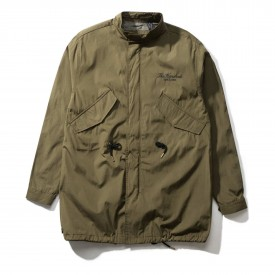 THE HUNDREDS Jacket ADAMS, forest