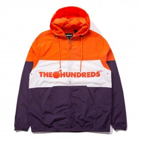 THE HUNDREDS Jacket PORT, orange