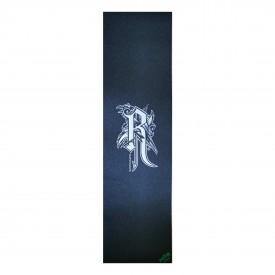 MOB Griptape MOB X RELENTLESS BLACK / 1 Sheet, black -