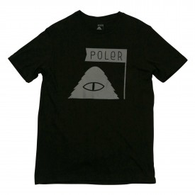 POLER T-Shirt SUMMIT black