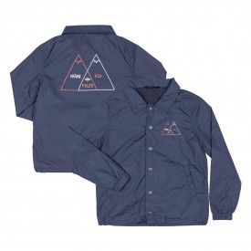 POLER Youths Jacket VENN COACHES, navy