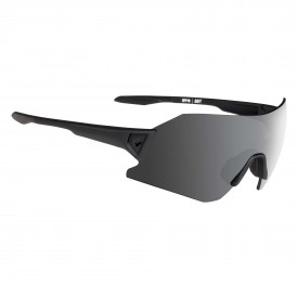 SPY Sunglasses DAFT, MATTE BLACK - HAPPY BRONZE W/ SILVER MIRROR