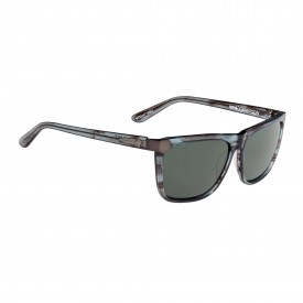 SPY Sunglasses EMERSON, GRAY SMOKE - HAPPY GRAY GREEN