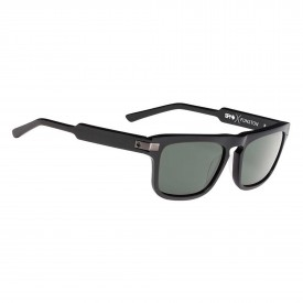 SPY Sunglasses FUNSTON, BLACK - HAPPY GRAY GREEN POLAR