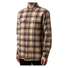 ALTAMONT Shirt GARTH L/S tan