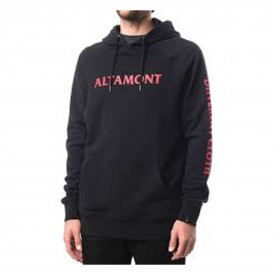 ALTAMONT Sweat CFADC PULLOVER Hooded black