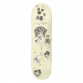 BAKER Deck SANTINO KL 8.0, light yellow 8.0''