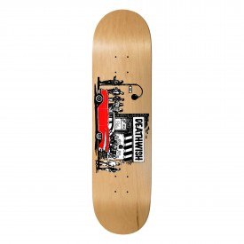 DEATHWISH Deck THE SHOP 8.475, wood 8.4''