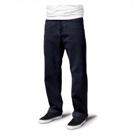 EMERICA Pant DEFY Denim indigo raw