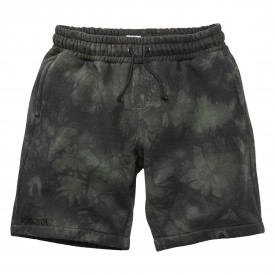 EMERICA Pant Short BLUR FLEECE black