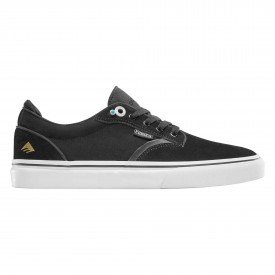 EMERICA Shoe DICKSON bla/whi/gol black/white/gold