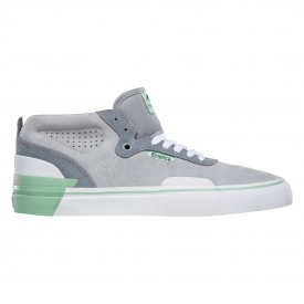 EMERICA Shoe PILLAR gry/whi/gre grey/white/green