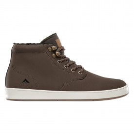EMERICA Shoe ROMERO LACED HIGH bro brown