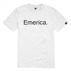 EMERICA T-Shirt PURE 2 white