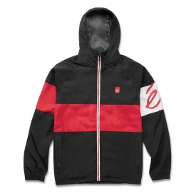eS SKB Jacket SECA black/red