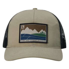 HIPPYTREE Cap DIVISION Hat, tan
