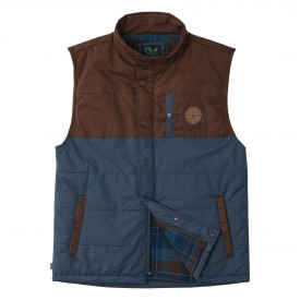 HIPPYTREE Jacket OTTAWA Vest blue