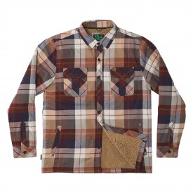 HIPPYTREE Jacket REFUGIO rust