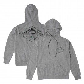 HIPPYTREE Sweat STONECREST Hoody heather grey